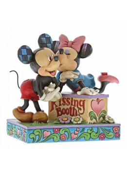 Kissing Booth (Mickey Mouse and Minnie Mouse Figurine)