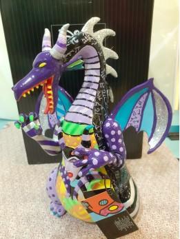 Maleficent Dragon Figurine