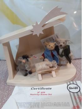 Steiff Nativity Set