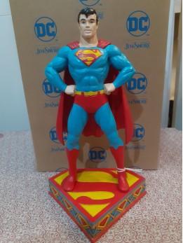 Man of Steel (Superman Silver Age Figurine)