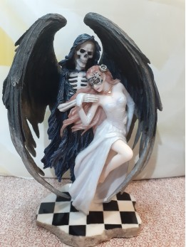 Anne Stokes Dance With Death