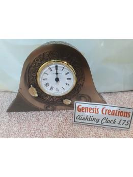 Genesis Gold Mantel Clock