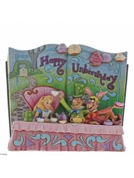 Happy Unbirthday (Storybook Alice in Wonderland Tea Party)