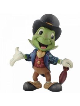 Cricket's the Name. Jiminy Cricket Statement Figurine