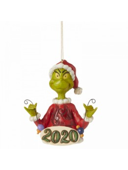 Grinch 2020 Hanging Ornament
