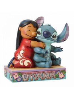 Ohana Means Family (Lilo and Stitch Figurine)