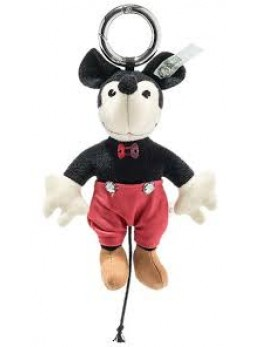 Steiff Swarovski Mickey Mouse Keyring