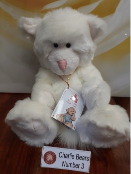 Alices Bear Shop Snowie No. 3