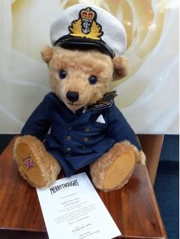 Merrythought Duke Of Edinburgh Bear