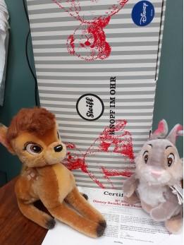 Steiff Bambi & Thumper