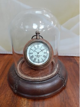 Railway Pocket Watch & Stand