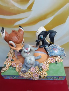 Bambi and Friends Figurine
