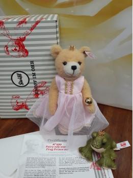 Steiff Frog Prince & Pretty Princess