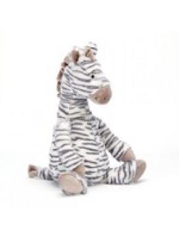 Fluffles Zebra
