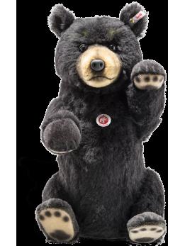 """Steiff """"Black Bear"""""""