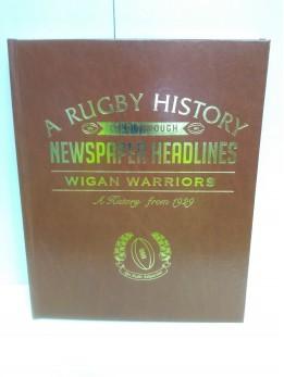 Wigan Warriors History Book