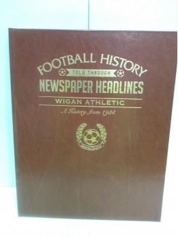 Wigan Athletic History Book