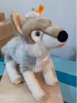 "Steiff ""Snorry"" Wolf"