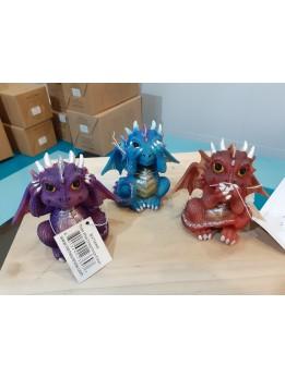 Set Of 3 Dragons