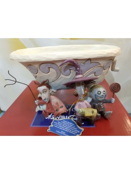 Tricksters and Treats (Lock, Shock and Barrel Figurine)