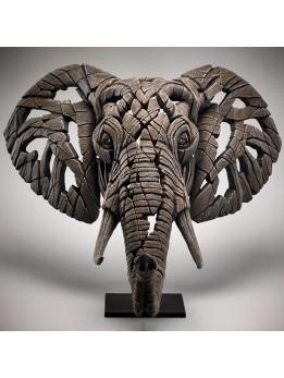 Edge Elephant Bust