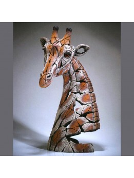 Edge Giraffe Bust