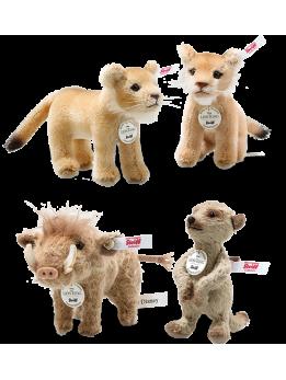 Steiff Lion King Set